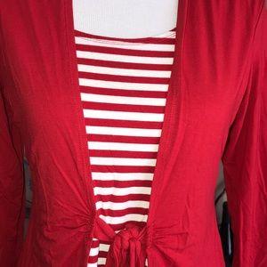 Dress Barn Tops - DressBarn Pullover Top 0823